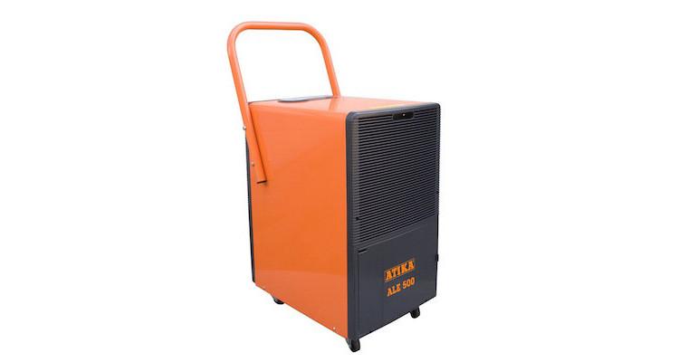 Atika ALE 500 mit umweltfreundlichem Kühlmittel R 407 C