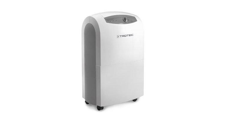 Trotec TTK 100 S mit antibakteriellem Luftfilter