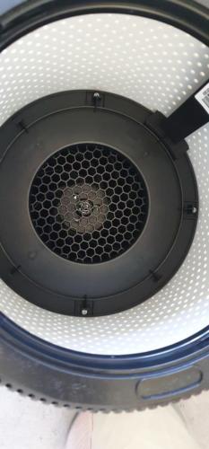 Philips AC0820/10 von innen ohne Filter